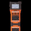 BROTHER Címkenyomtató PT-E550WVP, kézi (ipari), QWERTY billentyűzet, TZe szalag: 3,5-24mm, tölthető akku, hordtáskával