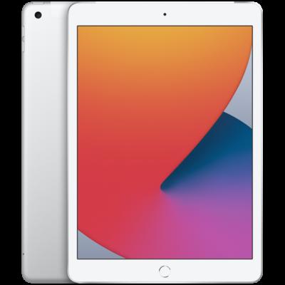 Apple 10.2-inch iPad 8 Cellular 32GB - Silver