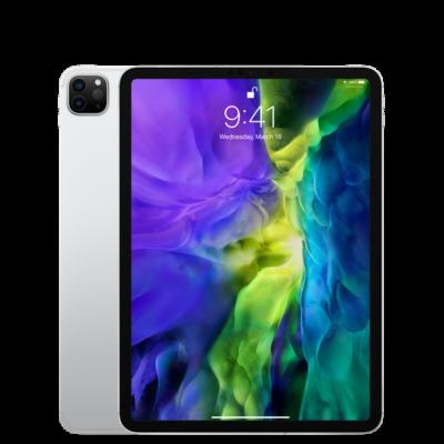 "Apple 11"" iPad Pro Cellular 512GB - Silver (2020)"