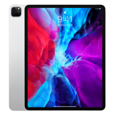 "Apple 12.9"" iPad Pro Wi-Fi 256GB - Silver (2020)"