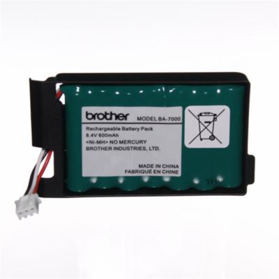 BROTHER Ni_MH battery PT-7600VP feliratozóhoz