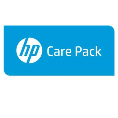 HPE (NF) 3y NBD Exchange HPE 582x Swt pdt FC Service