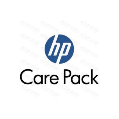 HP (NF) Garancia CP 3 év garanciakiterjesztés color laserjet MFP, következő munkanapi helyszíni csere