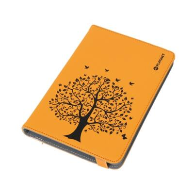 "PLATINET ETUI NA TABLET 7""-7,85"" NATURE TREE/ORANGE"