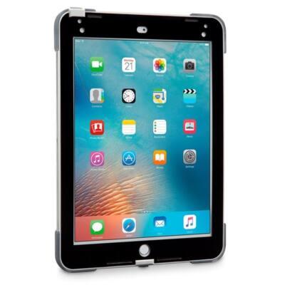 "TARGUS Tablet tok THD135GLZ, SafePort Rugged Tablet Case for iPad (2018/2017), 9.7"" iPad Pro, iPad Air 2 - Grey/Black"